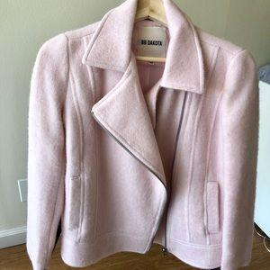 NEW BB Dakota pink coat size XS
